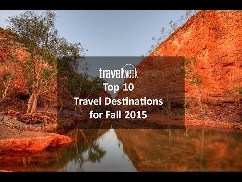 Top 10 travel destinations for fall 2015 youtube for Best fall destinations in the us