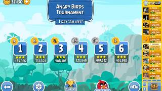 Angry Birds Friends tournament, week 341/A, level 6