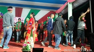 Gela Mod || Pati Rabha Song ||  Jonglapara || Sanmilan || Singer:- Mahabir Biru Rabha