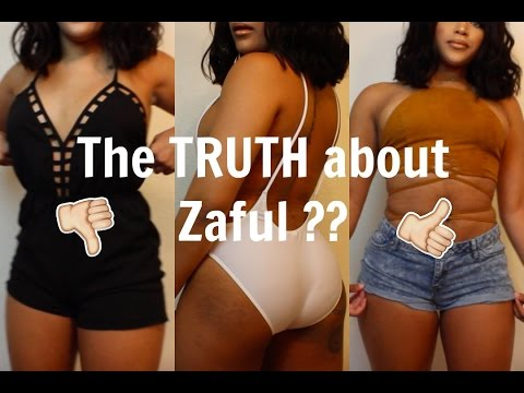 Bad Service W/ Zaful.com + Try-on Haul