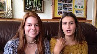 Baixar Blanca and Katerina love the school