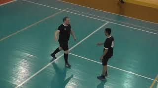 Салют Зубр 2 тайм Чемпионат мини футбол 2020 21