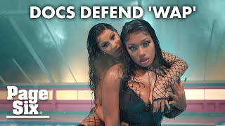 Doctors slam critics of Cardi B's 'WAP' song: Don't shame 'healthy' women | Page Six Celebrity News