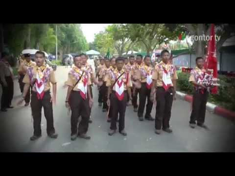 Pramuka Gontor di 4th ASEAN Jamboree - Thailand - Part 5