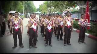 Pramuka Gontor di 4th ASEAN Jamboree - Thailand - Part 5