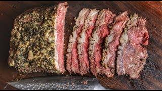 HONIG PFEFFER ROASTBEEF - deutsches Grill- und BBQ-Rezept - 0815BBQ
