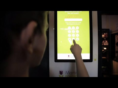 Vending machine that dispenses HIV tests being piloted in Britain