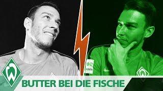 BUTTER BEI DIE FISCHE mit Jiri Pavlenka | SV Werder Bremen