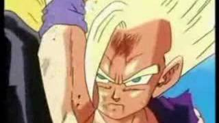 vuclip Cell vs Gohan-AMV Leaves Eyes