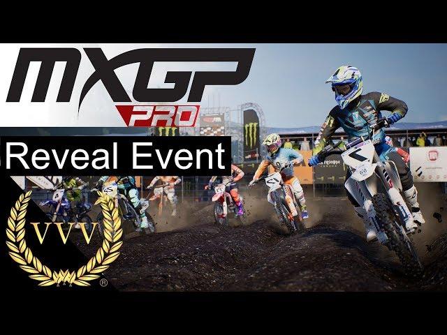 MXGP Pro - Reveal Event