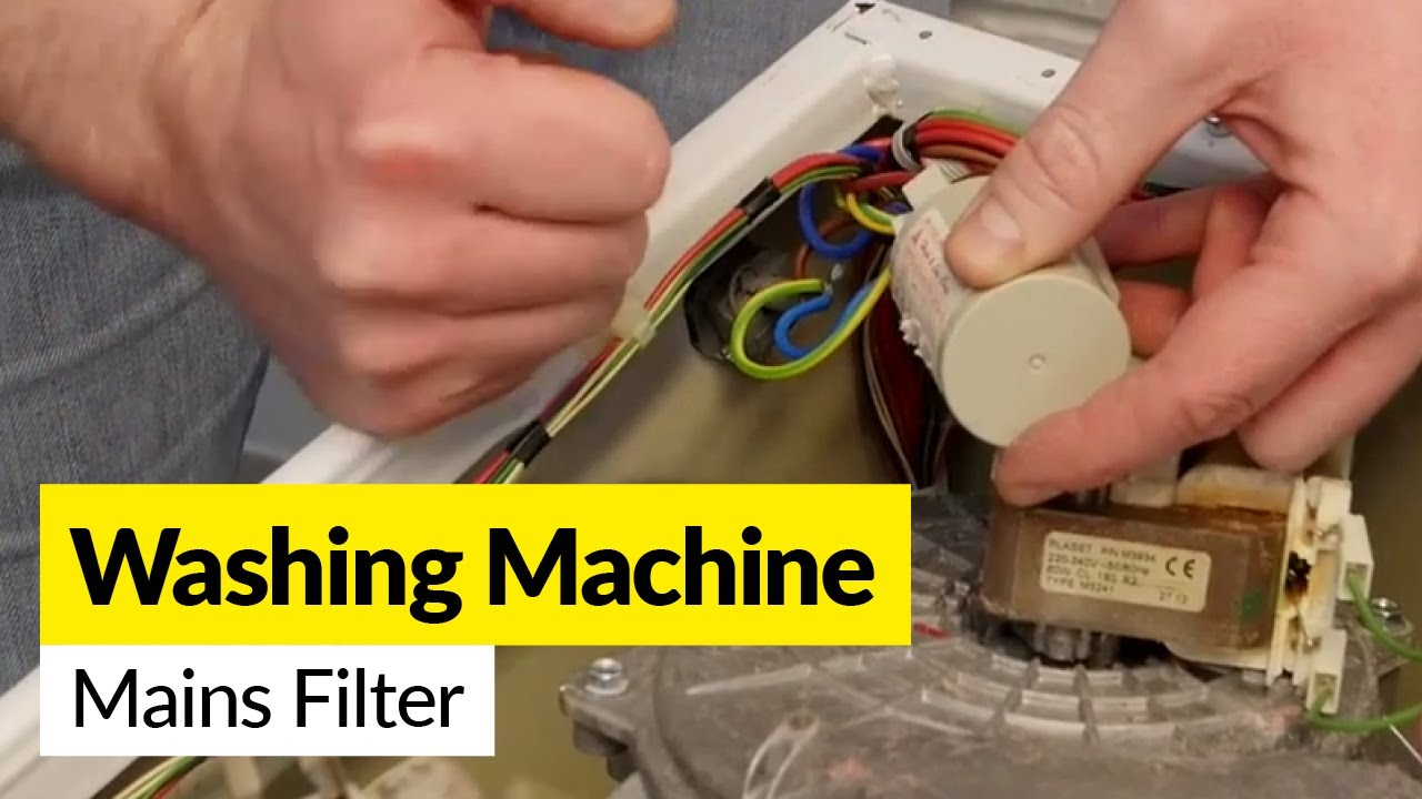 How to Fix a Faulty Washing Machine Mains Filter Washing Machine Keeps Tripping The Fuse Box on
