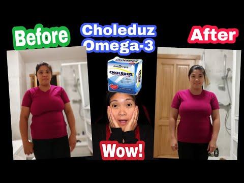 Choleduz Omega-3 Supreme W/Vit. E (Weight Loss Testimony)