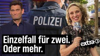 Polizei: Rechtsextreme und Racial Profiling