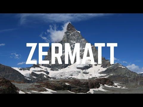 My Trip to Zermatt, Switzerland | My Visit to the Swiss Alps