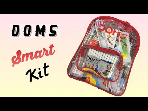 DOMS Smart Kit | Stationery Kit