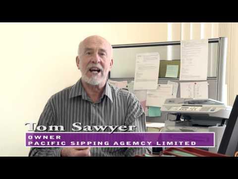 Pacific Shipping Agency Ltd. Testimonial