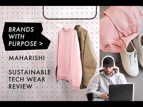 Maharishi Tech Wear Clothing Review