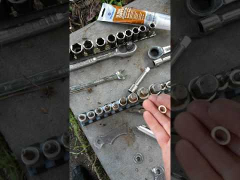 Mk4 tdi injector seat repair, bore repair, leaking injector.