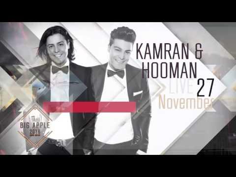 Big Apple Music Awards 2016 Kamran Hooman