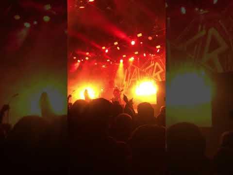 Slayer @ Cuthbert Amphitheater, Eugene Or. 8/11/17