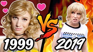 DATING IN 1999 vs. 2019