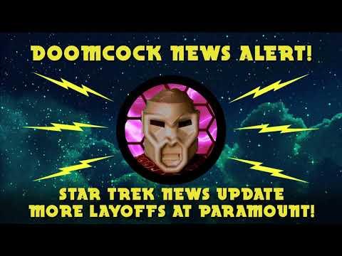 Star Trek Discovery News: Paramount Layoffs