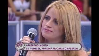 Te Quero de Volta: Adriana tenta refazer seu casamento com Tyago #ARQUIVOMDB