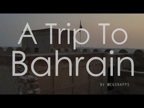 A Trip To Bahrain