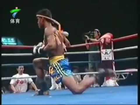 Muaythai Buakaw vs china