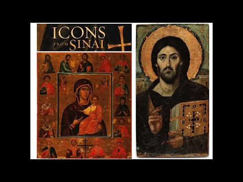 Byzantine & Post Byzantine icons in Sinai
