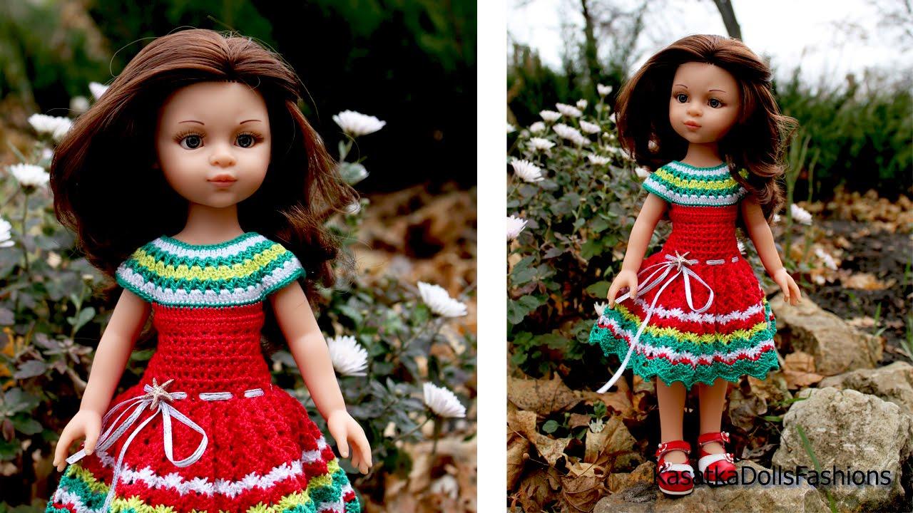Одежда для кукол паола своими руками фото 32