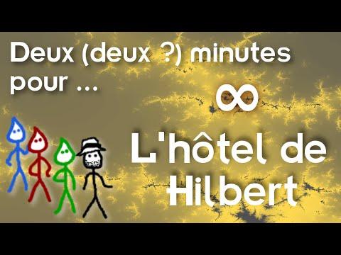 Deux (deux ?) minutes pour l'hôtel de Hilbert