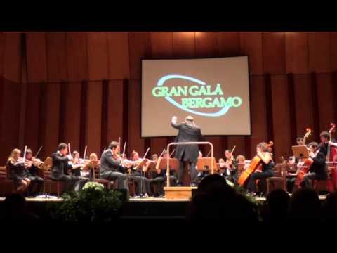 Milano Metropolitan Orchestra al teatro Donizetti di Bergamo