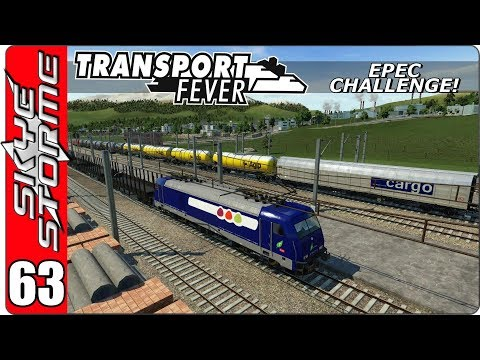 Transport Fever EPEC Challenge Ep 63 - Fuel for Everyone!