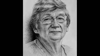 Pencil drawings portraits by artist alamgir