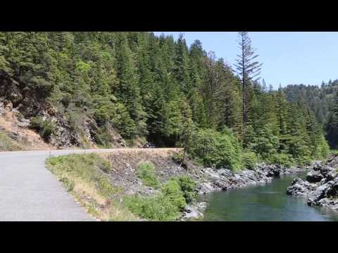 U.S. Highway 199 - Del Norte County B-Roll