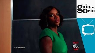 How to Get Away with Murder ( Season 2 ) - Trailer VO