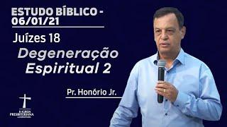 Estudo Bíblico- 19h30 - 06/01/2021