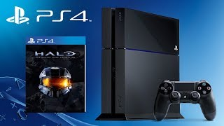 BREAKING REPORT! Microsoft In Talks To Bring Halo The Master Chief Collection To PS4!
