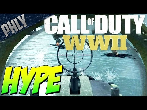 Thumbnail: CALL OF DUTY WW2 Reveal Trailer & Best Cod WAW Mission (Call Of Duty WAW Gameplay)