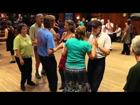Do-si-do and Face the Sides square dance