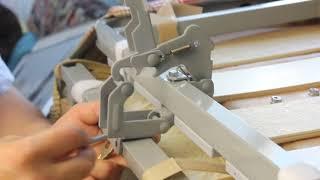 Ремонт механізму дивани акордеон на будинку своїми руками (заміна замку АТС).