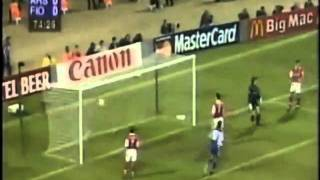 Batistuta Goal vs Arsenal