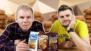 Почему это так дорого /Печенье Баунти / Bounty и M&Ms cookies