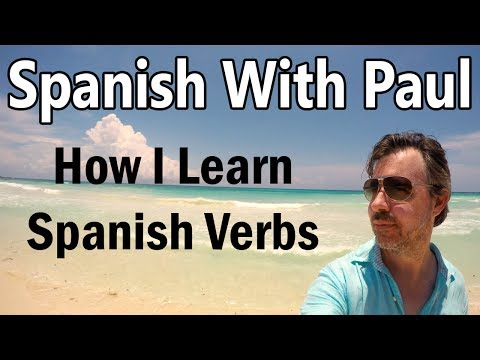 How Learn Spanish Verbs