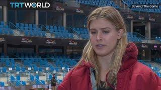 "Eugenie Bouchard calls Maria Sharapova a ""cheater"""