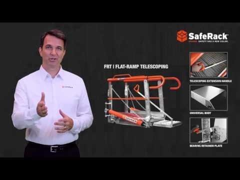 SafeRack FRT Gangways