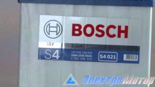 Аккумулятор bosch s4 45 Ah(, 2012-01-31T13:49:04.000Z)