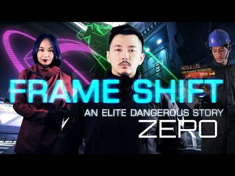 Frame Shift Zero [CTRL+ALT+SPACE Elite Dangerous 2017]