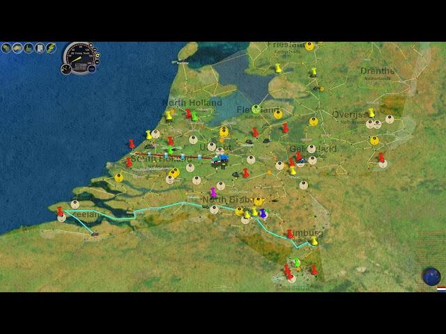 ♦ LOGISTICAL ♦ #37│Gestión y Puzzle │The Netherlands 12